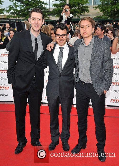 National Movie Awards held at the Wembley Arena...