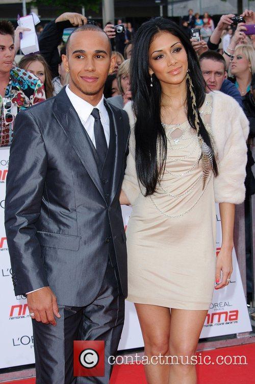 Lewis Hamilton and Nicole Scherzinger 22