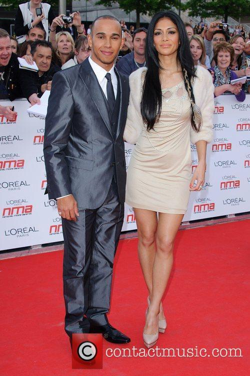 Lewis Hamilton and Nicole Scherzinger 20