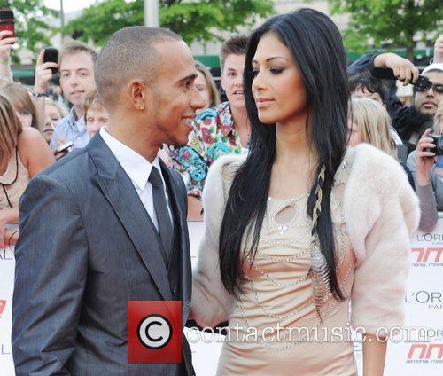 Lewis Hamilton and Nicole Scherzinger 28