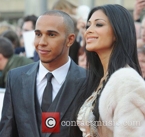 Lewis Hamilton and Nicole Scherzinger 30