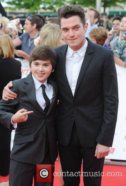 Theo Stephenson and Matthew Horne,  National Movie...