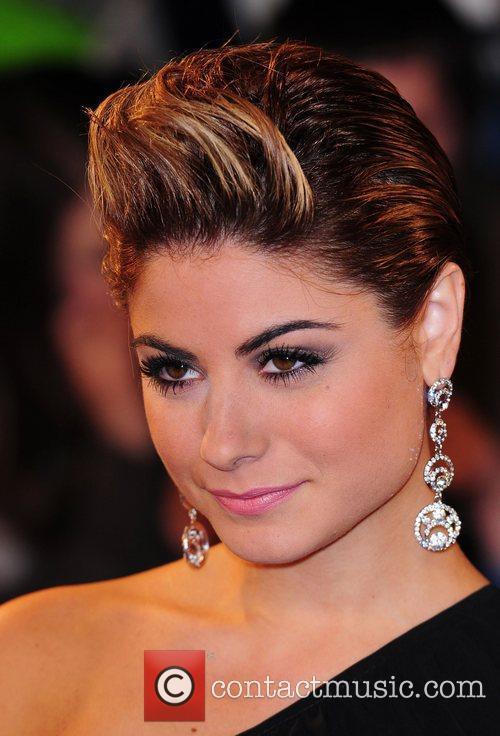 Sapphire Elia The National Television Awards 2011 (NTA's)...