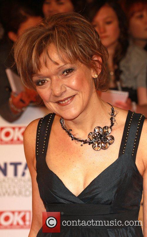 Gillian Wright The National Television Awards 2011 (NTA's)...