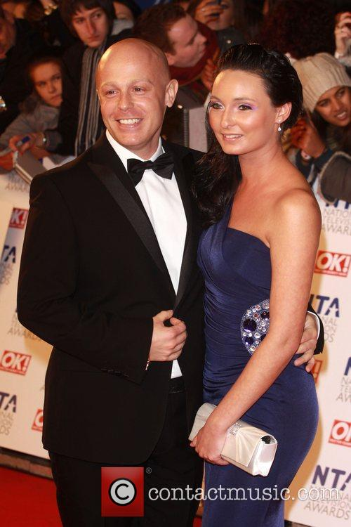 Guests The National Television Awards 2011 (NTA's) held...