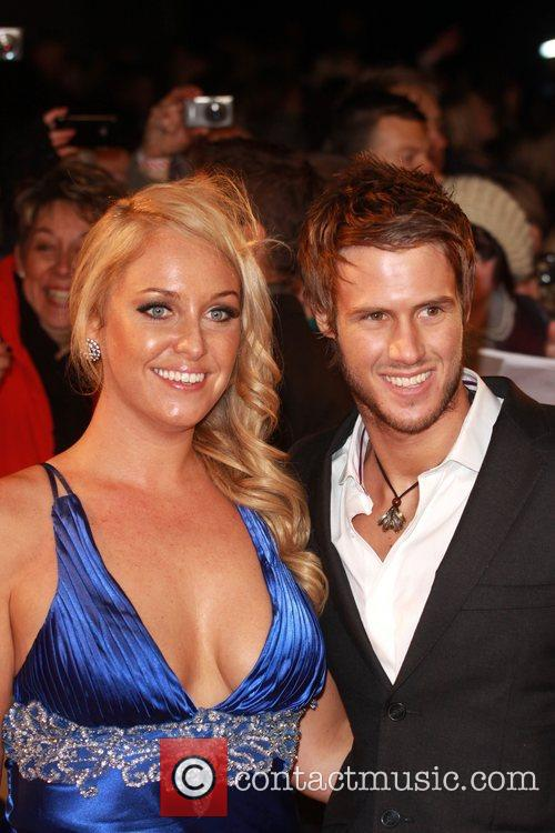 Josie Gibson and John James The National Television...