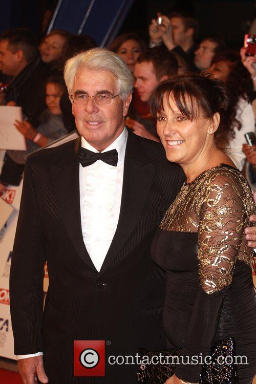 Max Clifford with his wife The National Television...