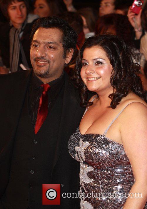 Nitin Ganatra and Nadia Wadia The National Television...