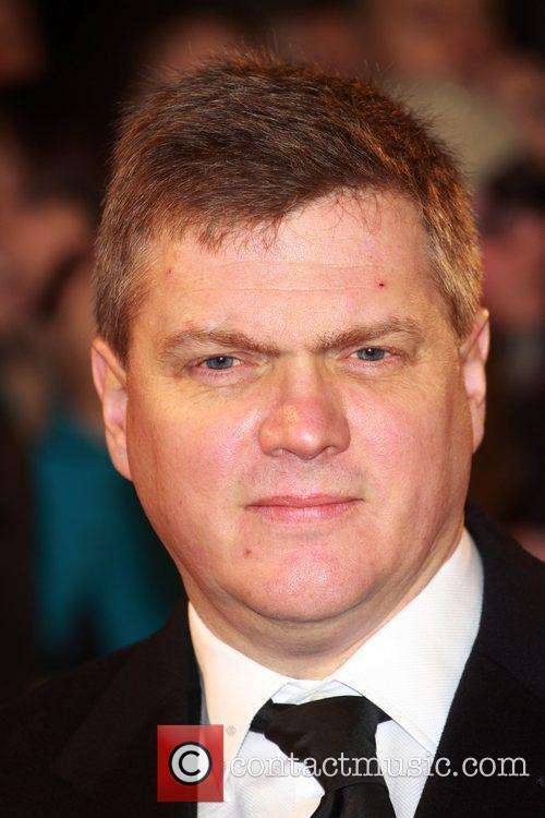 Ray Mears The National Television Awards 2011 (NTA's)...