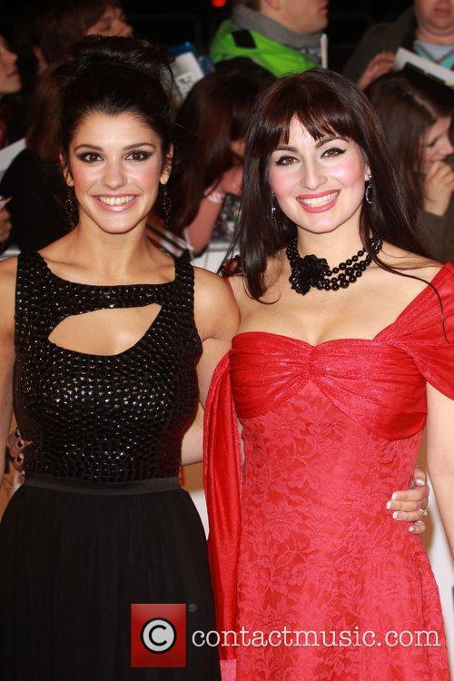 Natalie Anderson and Rokhsaneh Ghawam-Shahidi The National Television...