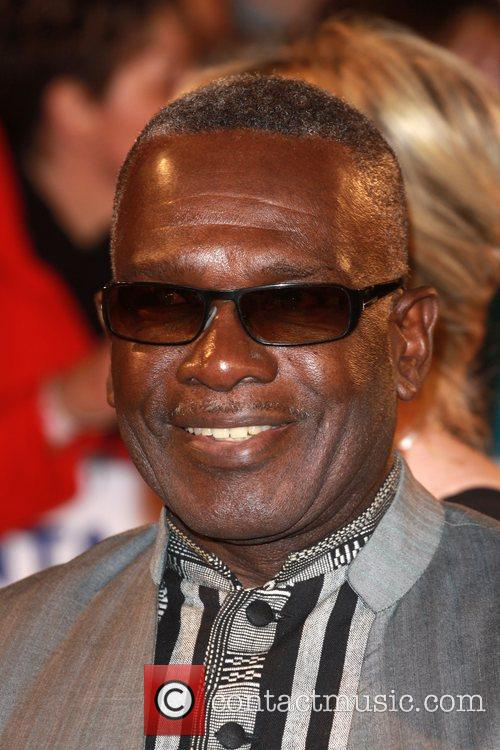 Rudolph Walker The National Television Awards 2011 (NTA's)...