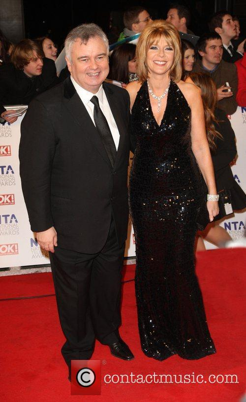 Eamonn Holmes and Ruth Langsford The National Television...