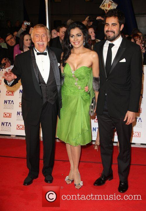 The National Television Awards 2011 (NTA's) held at...