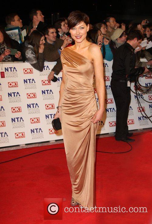 Emma Willis The National Television Awards 2011 (NTA's)...
