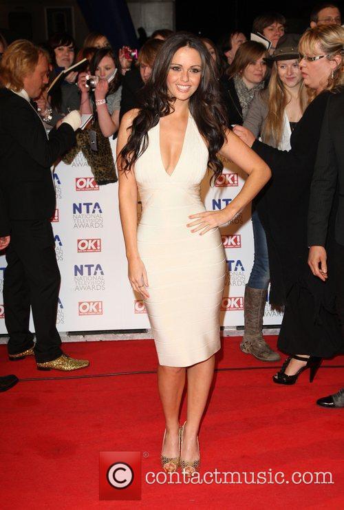 Jennifer Metcalfe The National Television Awards 2011 (NTA's)...