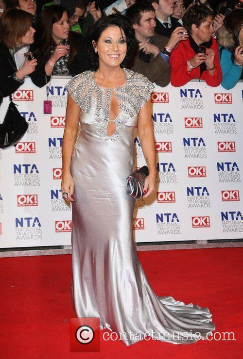 Jesse Wallace The National Television Awards 2011 (NTA's)...