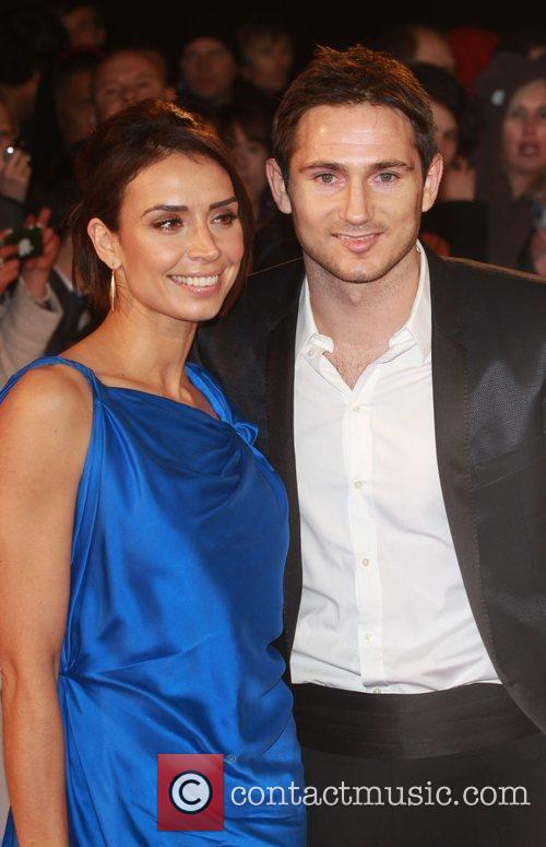 Christine Bleakley and Frank Lampard The National Television...