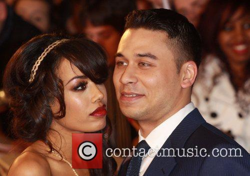 Jade Ewen and Ricky Norwood The National Television...