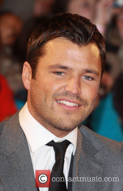 Mark Wright The National Television Awards 2011 (NTA's)...