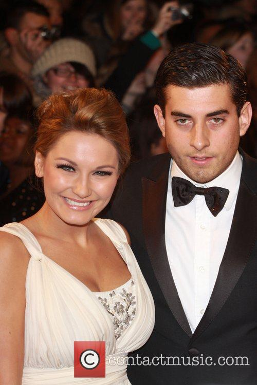 Sam Faiers and James Argent 'Arg' The National...