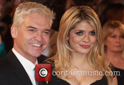 Phillip Schofield and Holly Willoughby The National Television...
