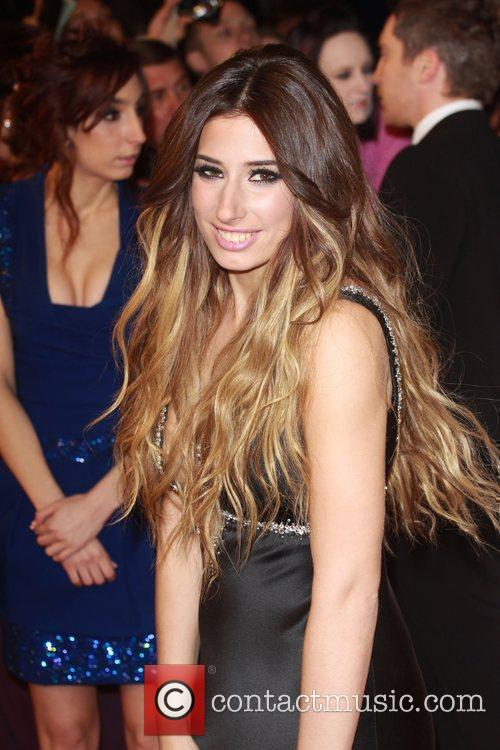 Stacey Solomon The National Television Awards 2011 (NTA's)...