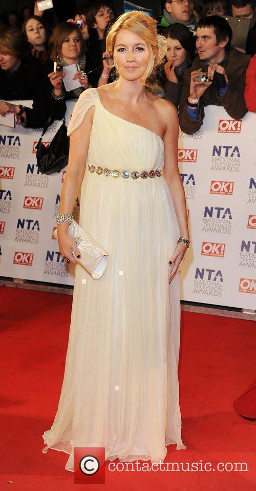 Alexandra Fletcher  The National Television Awards 2011...