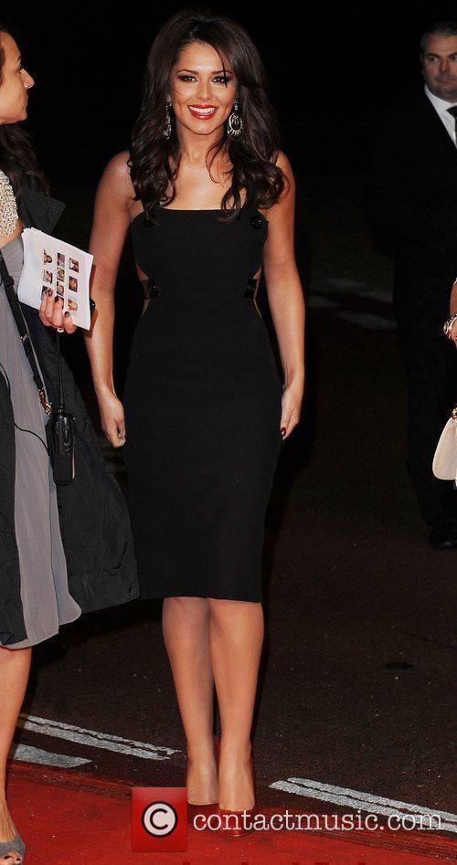 Cheryl Cole  The National Television Awards 2011...