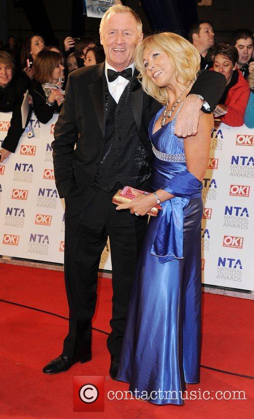 Chris Tarrant  The National Television Awards 2011...
