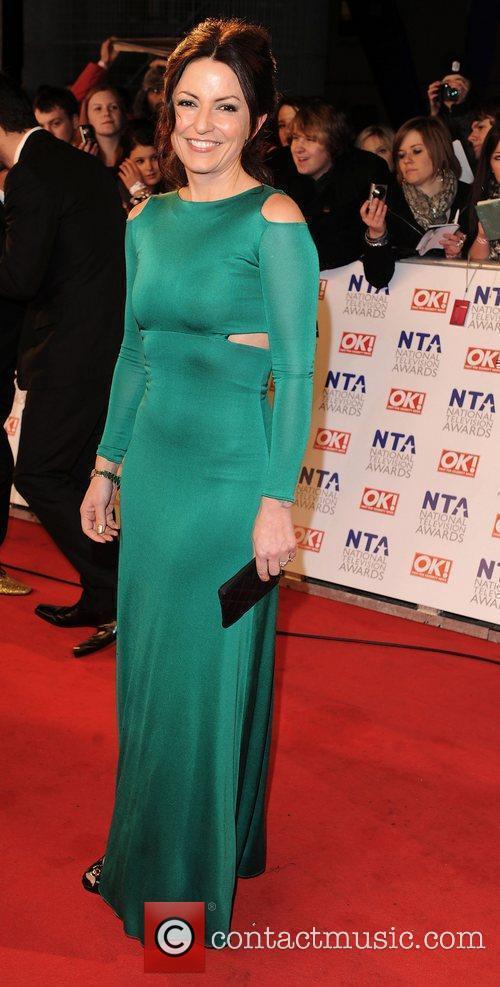 Davina McCall  The National Television Awards 2011...