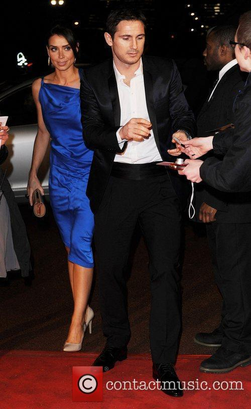 Frank Lampard The National Television Awards 2011 (NTA's)...