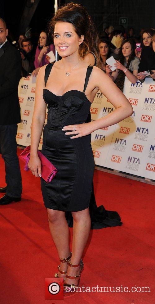 Helen Flannagan The National Television Awards 2011 (NTA's)...