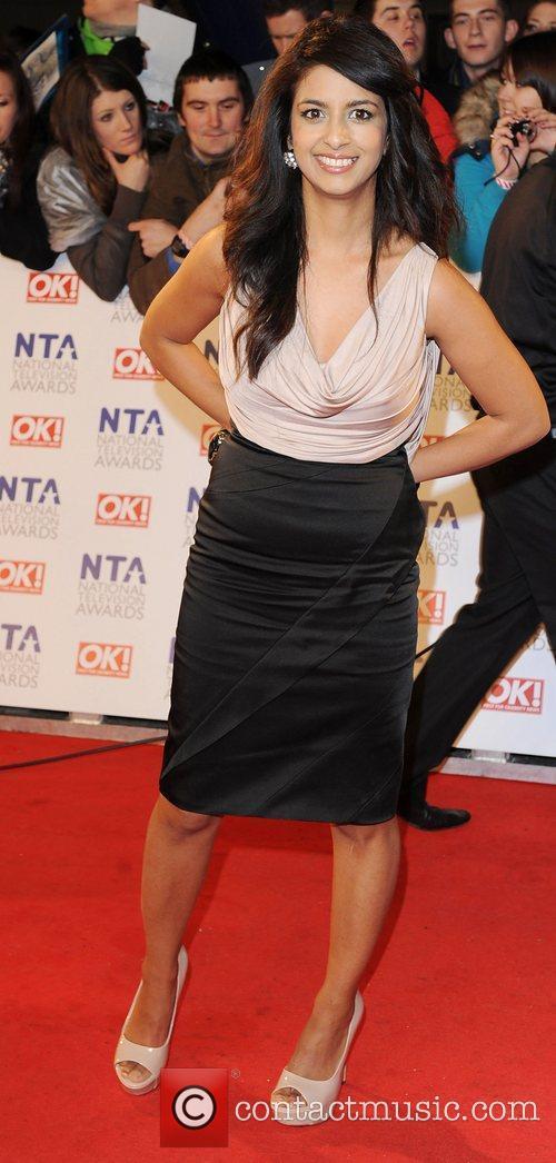 Konnie Huq  The National Television Awards 2011...