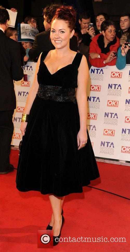 Lacey Turner The National Television Awards 2011 (NTA's)...