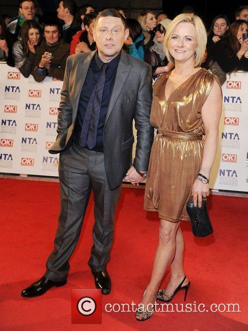 Shaun Ryder The National Television Awards 2011 (NTA's)...