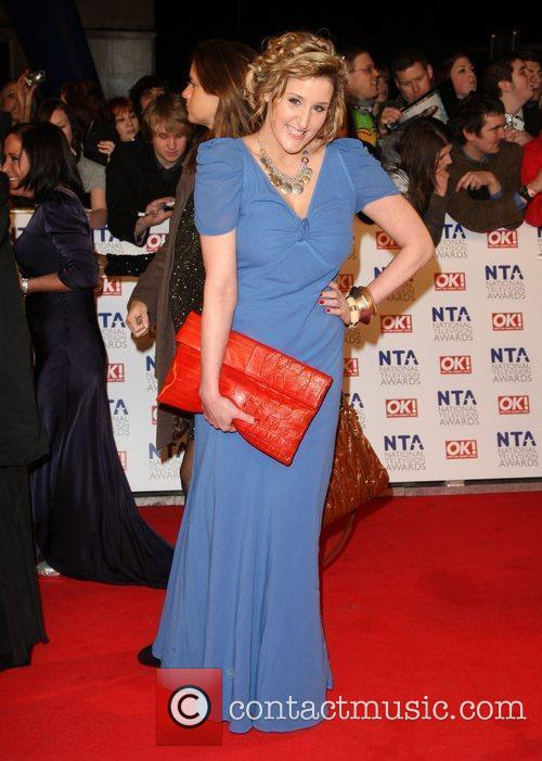 Bronagh Waugh The National Television Awards 2011 (NTA's)...