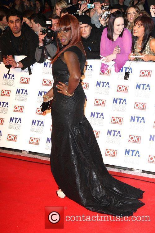 Bunni Mojekwu The National Television Awards 2011 (NTA's)...