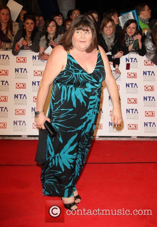 Cheryl Fergison The National Television Awards 2011 (NTA's)...