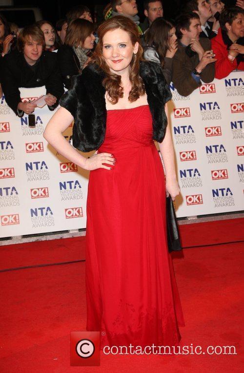 Jennie McAlpine The National Television Awards 2011 (NTA's)...