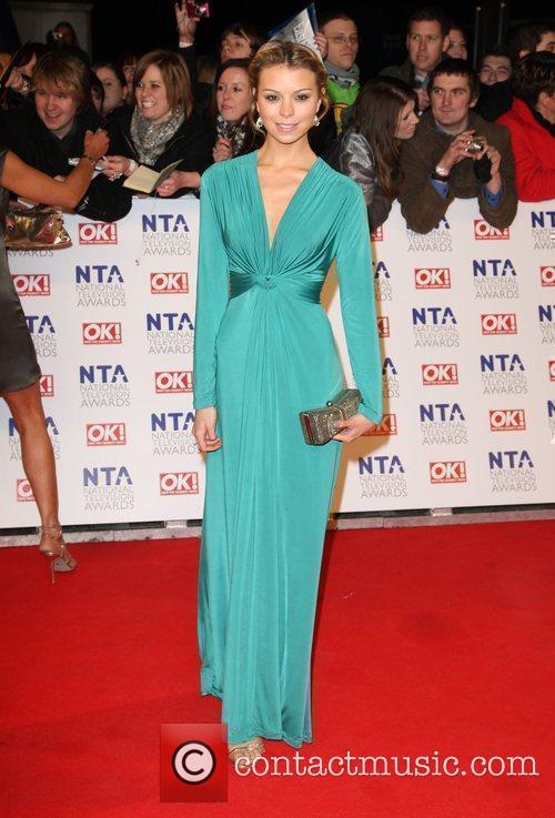 Kyle Babbington The National Television Awards 2011 (NTA's)...
