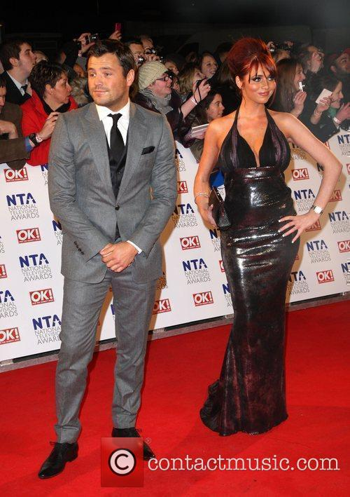 Mark Wright and Amy Childs The National Television...