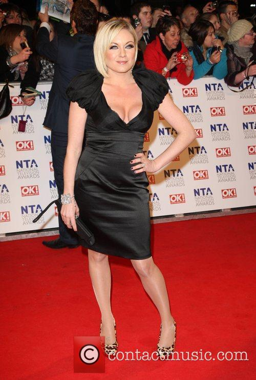 Rita Simons The National Television Awards 2011 (NTA's)...