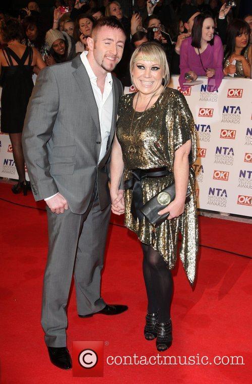 Tina Malone The National Television Awards 2011 (NTA's)...