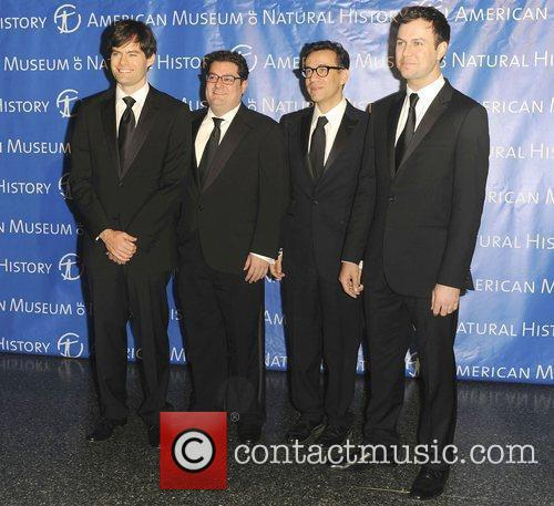 Bill Hader, Bobby Moynihan, Fred Armisen and Taran Killam 1
