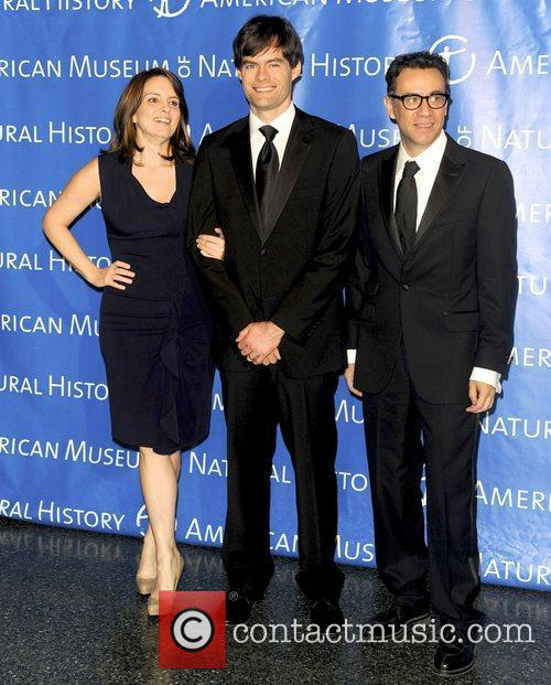 Bill Hader, Fred Armisen and Tina Fey 2