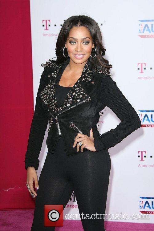 LaLa Vazquez  T-Mobile Magenta Carpet At The...