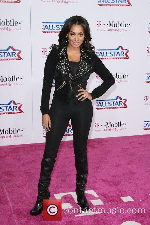 T-Mobile Magenta Carpet At The 2011 NBA All-Star...