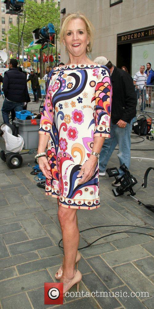 Jane Hanson host of NBC LX New York...
