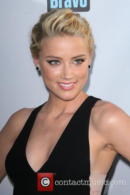 Amber Heard NBC Press Tour Party held at...