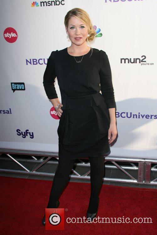 Christina Applegate NBC Press Tour Party held at...